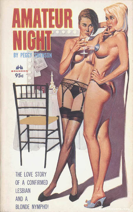 Stephan recommend best of nude 1950s lesbians